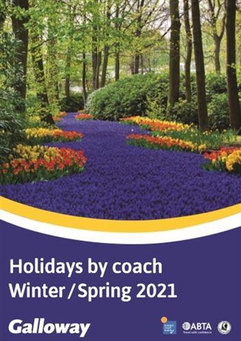 Spring 2021 Holiday brochure