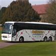 Our Commemorative tour coach - Volvo 9700 C.2012
