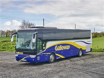 53-Seat Coach