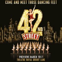 42nd Street at Theatre Royal Drury Lane