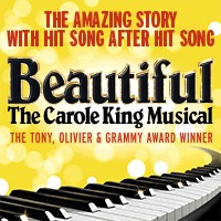 Beautiful A Carole King Musical at Aldwych Theatre