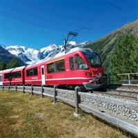 Swiss Trains, Italian Lakes & The Bernina Express