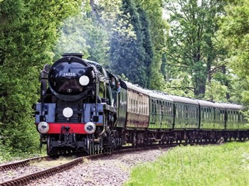 Steam on the Kent Coast & Sussex Countryside