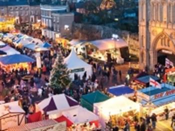 Bury St Edmunds Christmas Fayre