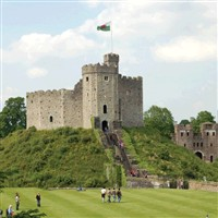 Cardiff, Gower Peninsular & the Royal Mint