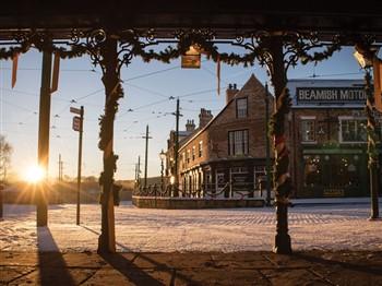 Durham Christmas Festival & Beamish