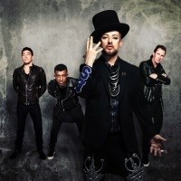 Culture Club at Newmarket Racecourse