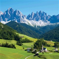 Italy's Tyrolean Dolomites