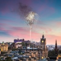 Cities of Scotland & The Edinburgh Tattoo