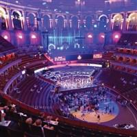 High Tea at the Royal Albert Hall