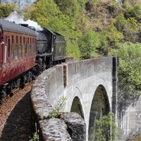 Fort William & The 'Jacobite' Steam Train