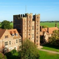 Christmas at Layer Marney Tower with lunch