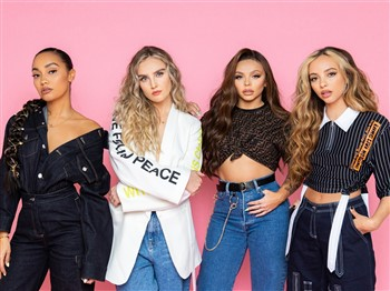 The members of the band Little Mix