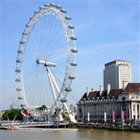 London Eye, Thames River Cruise & Tour