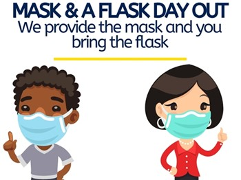 Mask & Flask Day Out