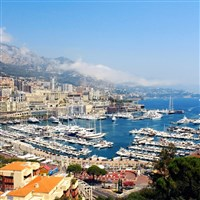 The Idyllic Italian Riviera & Magnificent Monaco