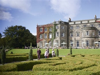 Exterior view of Warner's Nidd Hall
