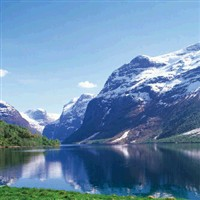 Norway - Land of Fjords and Mountains