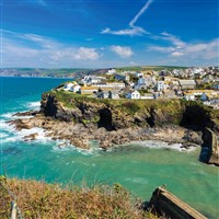 St Agnes and Doc Martin's Cornwall
