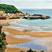 Scarborough-Magical Moorlands & Coastal Charms