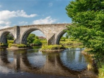 Heritage Scotland with touch of luxury