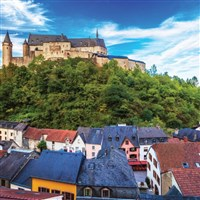 Vianden & 'Little Switzerland'