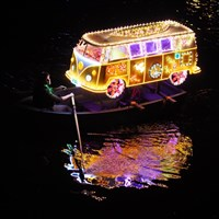 Matlock Bath Illuminations & Fireworks