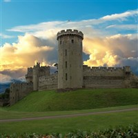 Warwick Castle and the historic City of Worcester