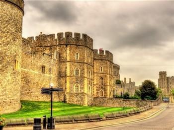 Windsor, Oxford & Blenheim
