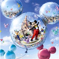 Disneyland®Paris - Summer-4 Day Coach-3 Day Pass