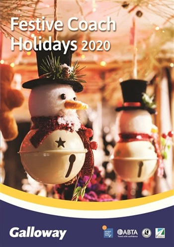 Festive 2020 Coach Holiday Brochure