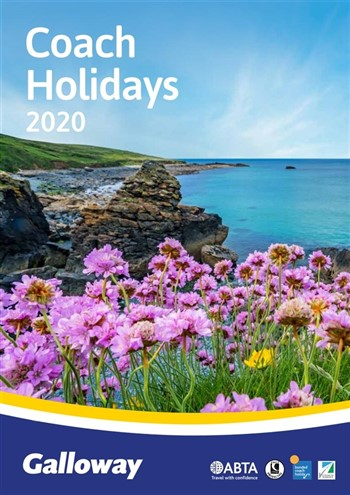 OUT NOW! 2020 Coach Holiday Brochure