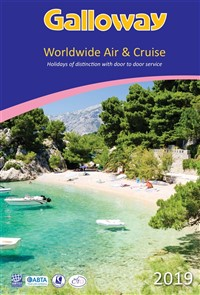 Worldwide Air & Cruise Holidays 2019