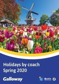 Spring 2020 Coach Holidays