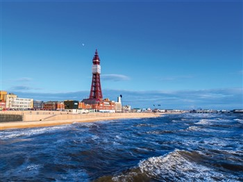 Blackpool - The fun capital of the North