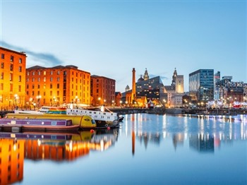 A Long Weekend in Liverpool