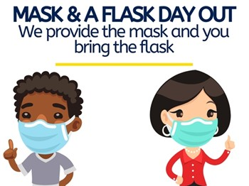 Mask & a Flask Day Out