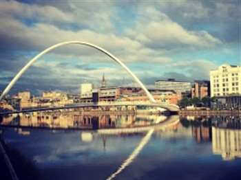 Easter in Newcastle