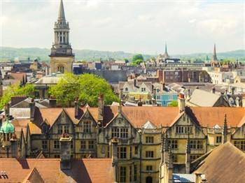 Oxford, Blenheim & Windsor