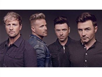 Westlife at Carrow Road, Norwich