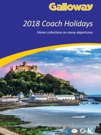 2018 Coach Holidays brochure