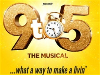 9 to 5 the misucal logo
