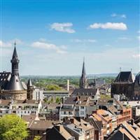 Valkenburg, Monschau & Aachen