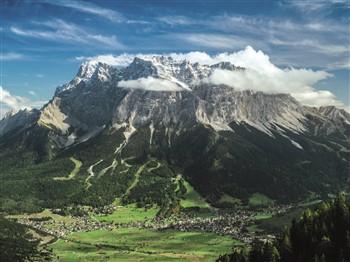 Tyrolean Alpine scenery