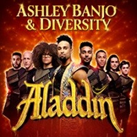 Aladdin at Cliffs Pavilion, Southend