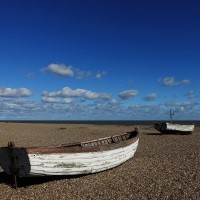 Snape Maltings and Aldeburgh