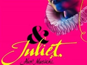 & Juliet at Shaftesbury Theatre