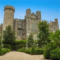 Arundel Castle, Chichester & Brighton