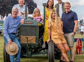 The starts of BBC Countryfile