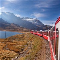 Swiss Trains Spectacular